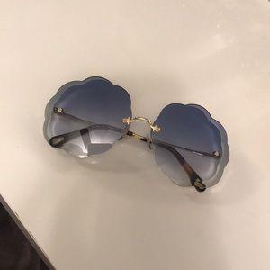 Chloe Cloud Sunglasses
